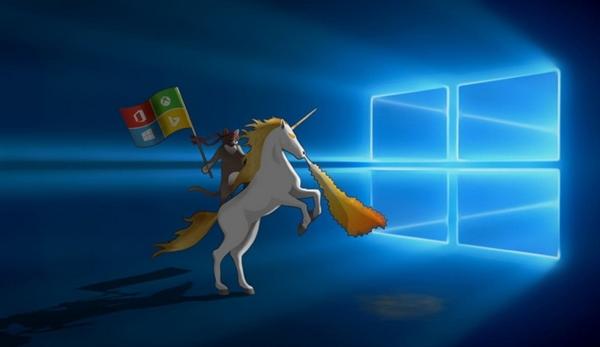 微软:Windows 10可禁止用户使用盗版软件及硬件