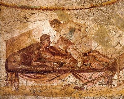 来自文明古国的恢宏妓女史图片