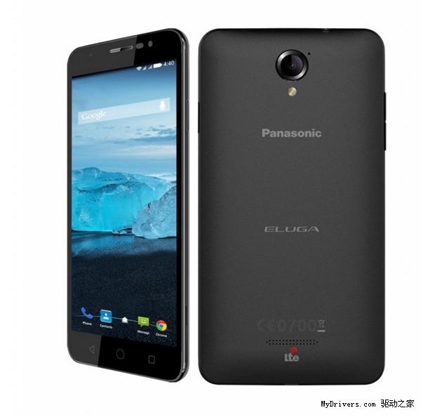 松下也做手机 还都是Android 5.1