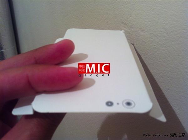 iPhone 6C保护套曝光:4寸