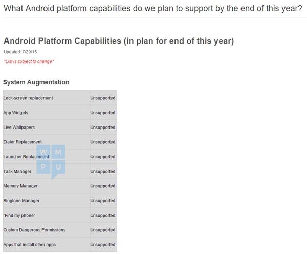 微软Windows 10年底将兼容Android应用商店