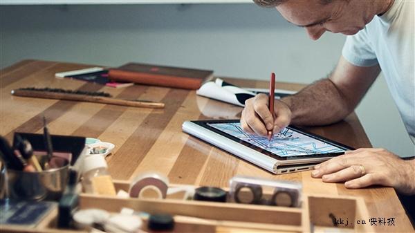 微软Surface Book官方超高清图赏