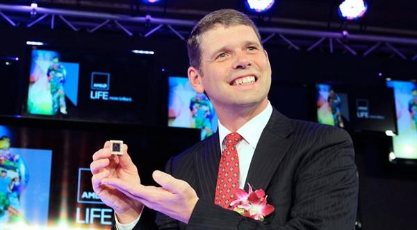 前AMD CEO新任务:掌管670亿美元天价收购