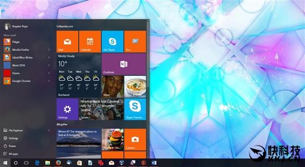 眼都花了:Windows 10又有新版本曝光!