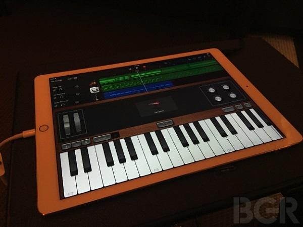 iPad Pro真机上手