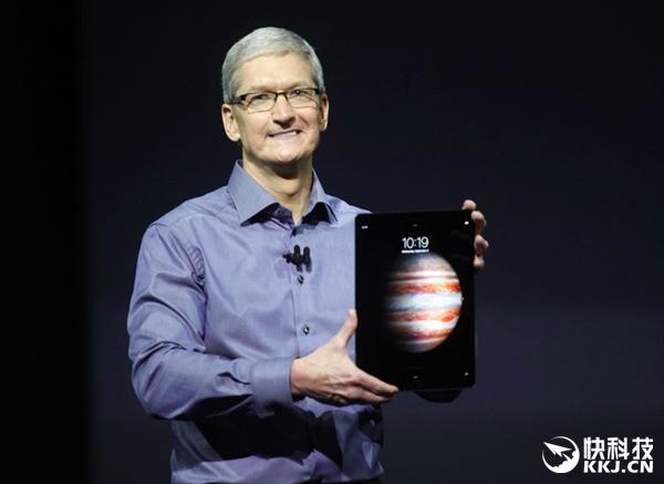 要革了PC的命!iPad市场份额狂跌 苹果哽咽