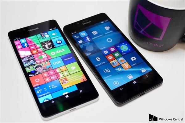 微软Win10旗舰机Lumia 950系列正式登陆印度