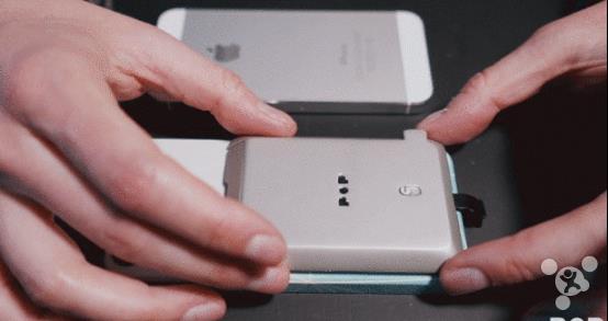 当iPhone外挂一块电池……