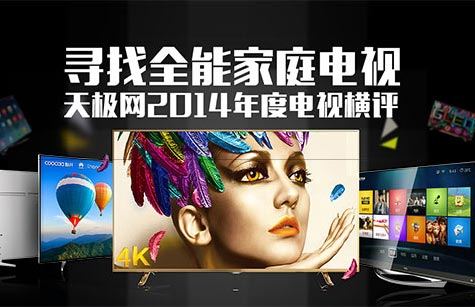 老虎城娱乐游戏2014年度电视横评