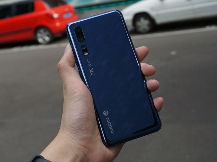 中兴5G手机